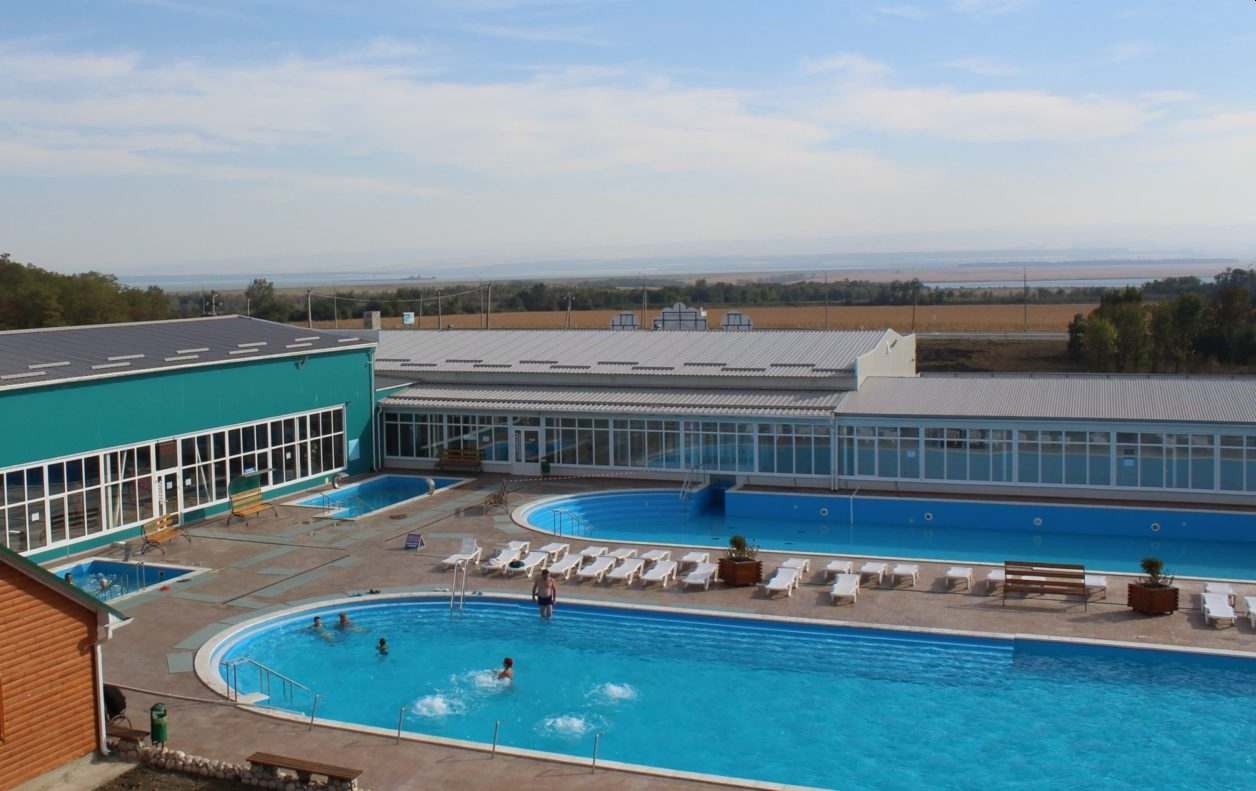 """Thermal complex """"Pearl of the Caucasus"""""""